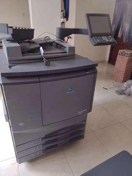 Impresora digital Konica Minolta bizhub pro c 5500