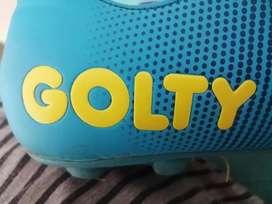 Espectaculares guayos marca GOLTY