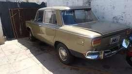 Fiat 1500 con GNC $60000,
