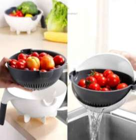 Cortador de vegetales Picador de Frutas y Verduras Picatodo 8 Piezas