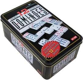 Super Domino Profesional 91 Piezas 12/12 Juega Hasta 13 Pers