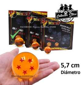 Esferas del Dragon Grandes Big Dragon Balls 5,7 cm