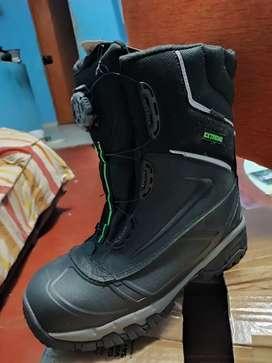 Botas  para frío extremo