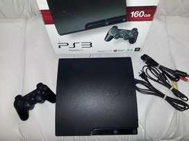 Play 3 Slim 160gb 22 juegos digitales