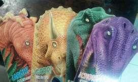 Coleccion Todo Dino! Impecables! 25X36. + Cartas educativas Dinosaurios de Regalo!!!