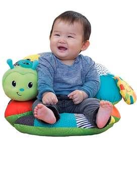 Almhoda para aprenderse a sentar el bebe
