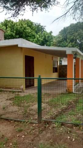 Casa en anisacate para 5 pers