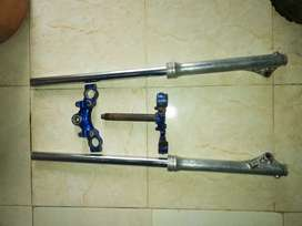 Barras de  ts (suspension, amortiguadores)