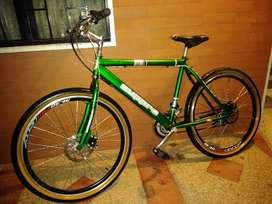 Bicicleta Zuppra Rin 30