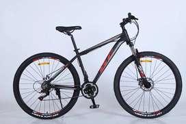 Bicicleta Aro 29 De Aluminio Con Cambios Shimano Original