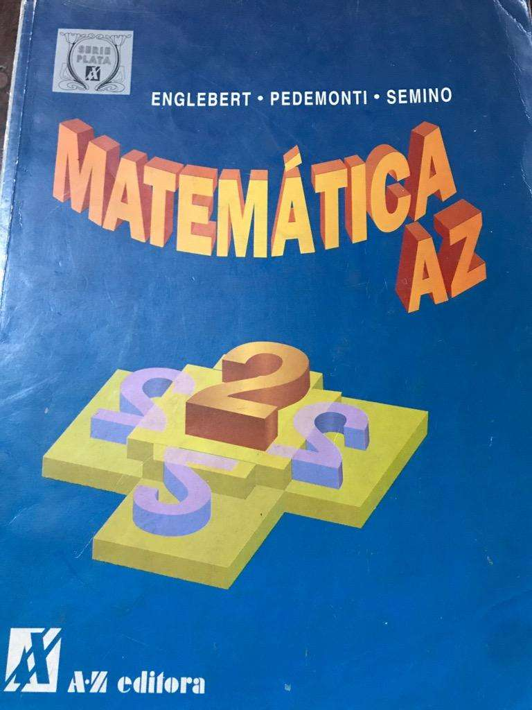 Matemática 2 Az. 0
