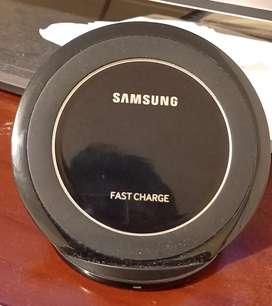 Cargador inhalambrico SAMSUNG carga rapida