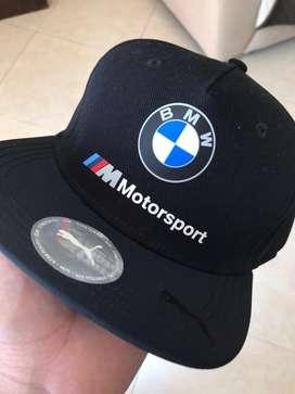 Gorra puma original coleccion BMW