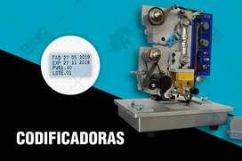 Codificadoras Fechadoras Entrega Inmediata Quito Guayaquil