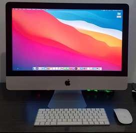 """iMac de 21,5 """", i5 de 2,8 GHz, 16 GB de RAM, disco de 1 TB"""