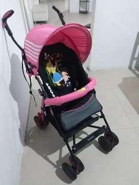 Paseador para niña