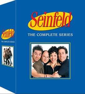 Seinfeld (1989-1998) Serie Completa idioma original HD ENVÍO INCLUIDO