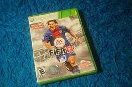 FIFA 2013 XBOX 360 Y XBOX ORIGINAL