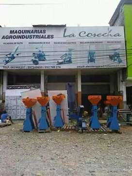 Moledoras de maiz capacidad 10 qq x hora