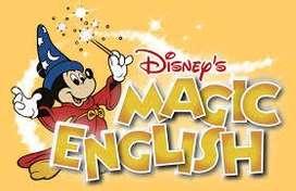 Magic English Curso de ingles para niños.