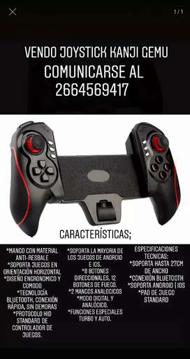Vendo joysticks para celular o tablet