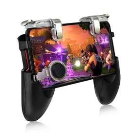 Adaptador Gamepad + botones y Joystick para celular