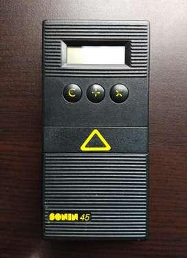 Herramienta electrónica de medición de distancias, SONIN 45