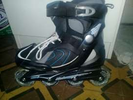 Rollers Talle 38 nuevos
