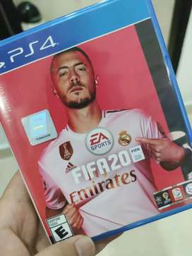 FIFA20  PS4