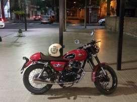 Gilera vc super SPORT café racer 200cc