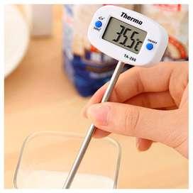 Termómetro Digital Cocina Repostería Carnes Cabezal Giratorio 50°/300° Grados RF 288