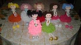 Muñecas Bomboneras