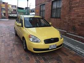 Taxi hyundai vision