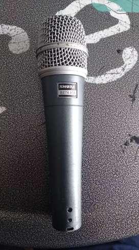 Micrófono shure 57a Original