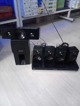 Teatro en casa Panasonic Bluetooth