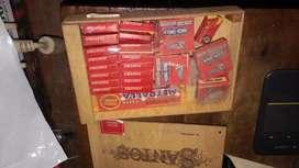 Caja de Santos con chascos