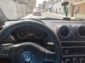 Volkswagen Gol 1.6  Sedan Negro