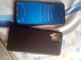 Samsung A12  como nuevo si  detalles.