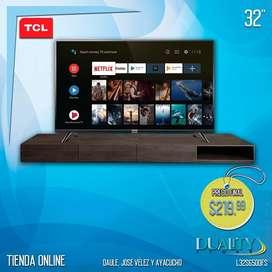 Smart Tv Tcl 32 *control Por Voz* TELEVISOR