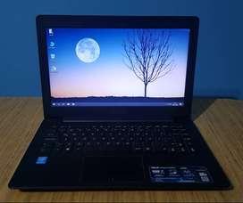 Notebook ASUS - Rapidisima - Impecable con garantia - - 4GB/1TB/4 nucleos - Envio gratis - Cuotas