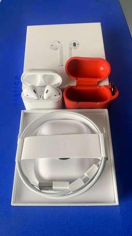 Airpods 2 generación blanco