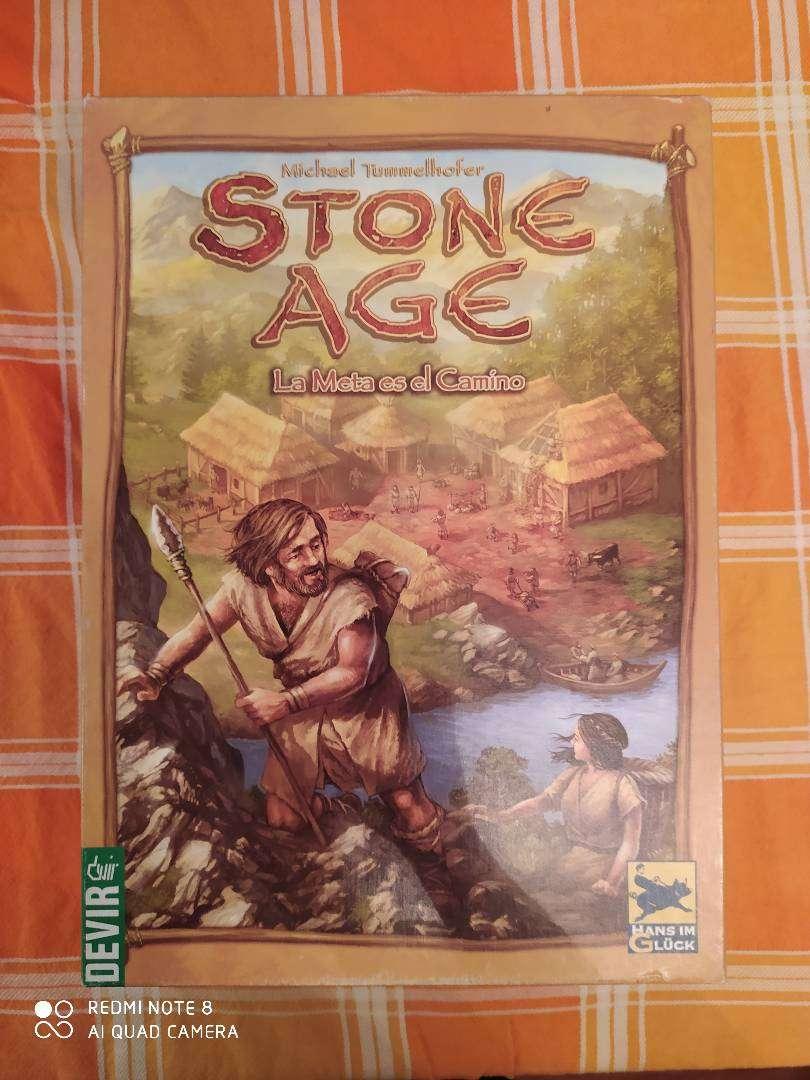 JUEGO DE MESA STONE AGE (eurogame) 0