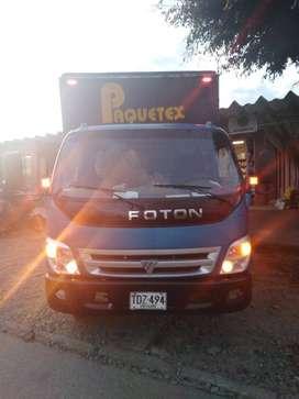 Camión Foton modelo 2013