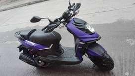Hermosa moto en excelente estado