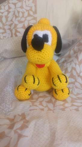 Muñeco Pluto Baby