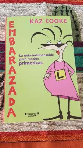Vendo Libro Embarazada de Kaz Cooke