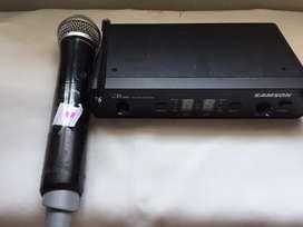 Microfono inalambrico Samson Concert 288