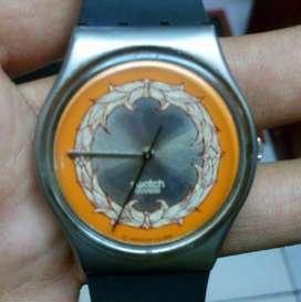 Vendo o Cambio Reloj suizo Swatch en optimas condiciones.