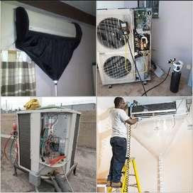 Plomeria hornos lavadora nevera estufas destape campanas
