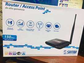 ROUTER / ACCESS POINT 'SATRA'
